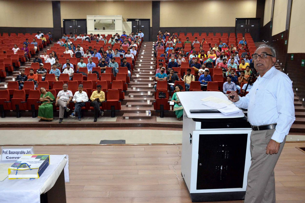 IIT BHU Workshop
